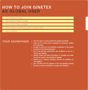 GINETEX Global User